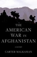 The American war in Afghanistan : a history