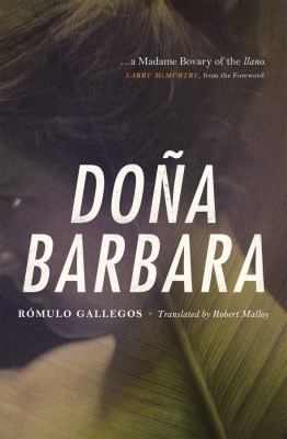 Don~a Barbara by Gallegos, Ro´mulo,