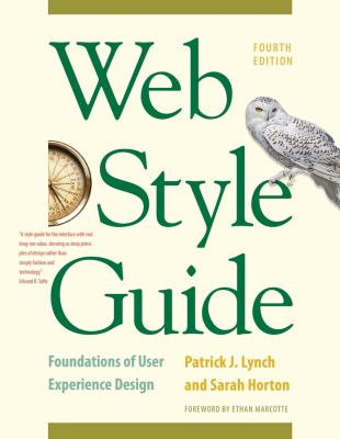 Web style guide : foundations of user experience design