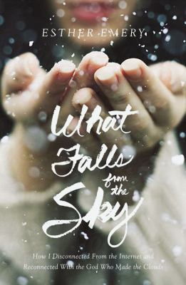 What falls from the sky :