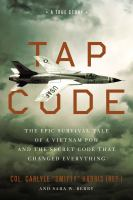 Tap code : by Harris, Carlyle