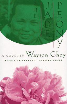 The jade peony : a novel