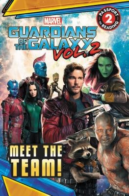 Guardians of the Galaxy.  Vol. 2, Meet the team!
