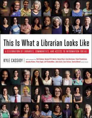This is what a librarian looks like :