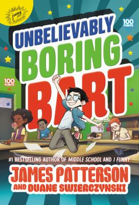 Unbelievably boring Bart by Patterson, James,
