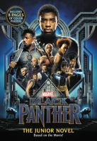 Black Panther : the junior novel