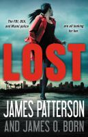 Lost by Patterson, James,