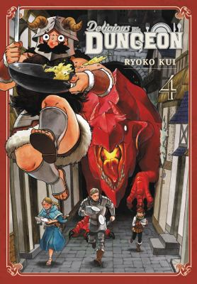 Delicious in dungeon Vol. 04