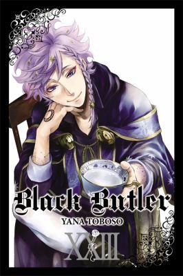 Black butler.  23