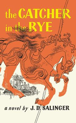 The catcher in the rye by Salinger, J. D.