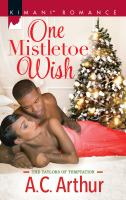 One mistletoe wish by Arthur, A. C.