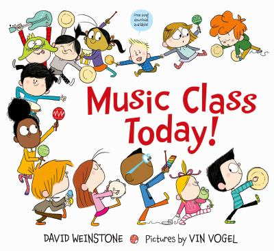Music class today! : a music for Aardwarks book