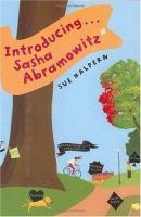 Introducing--Sasha Abramowitz