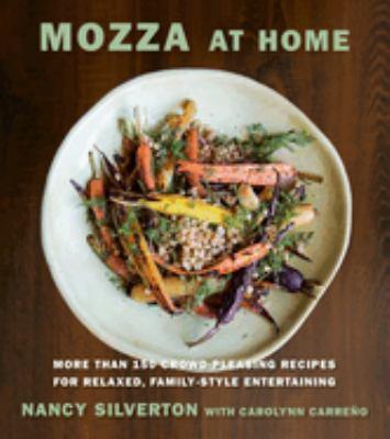 Mozza at home :