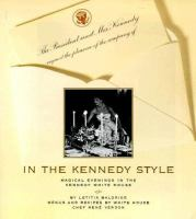 In the Kennedy Style
