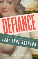 Defiance : by Taylor, Stephen,