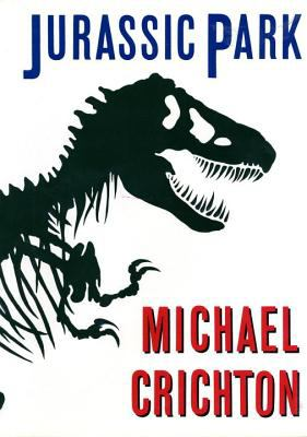 Jurassic Park : by Crichton, Michael,