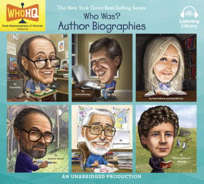 Who was   Author biographies