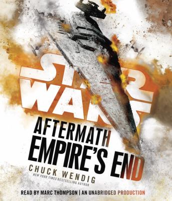 Star wars. Empire's end  Aftermath :