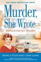 Manuscript for murder : by Land, Jon,