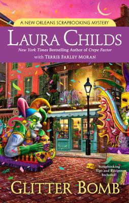 Glitter bomb by Childs, Laura,