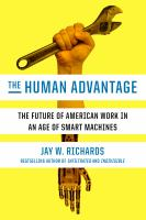 The human advantage : the future of American work in an age of smart machines