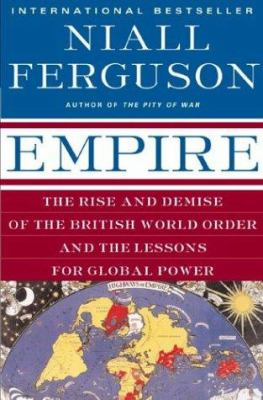 Empire : the rise and demise of the British world order and the lessons for global power