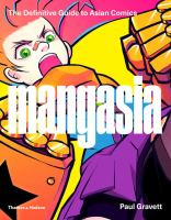 Mangasia : the definitive guide to Asian comics