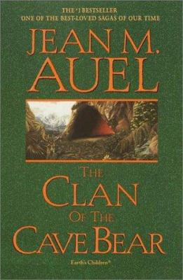The clan of the cave bear : by Auel, Jean M.
