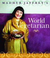 Madhur Jaffrey's world vegetarian.