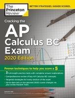 Cracking the AP calculus BC exam