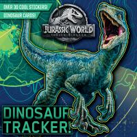 Jurassic World : fallen kingdom : dinosaur tracker!