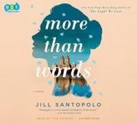 More than words : a novel