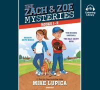 The Zach & Zoe mysteries. Books 1-2