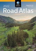 Rand McNally 2022 Road Atlas United States Canada Mexico