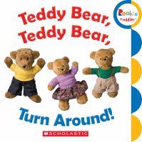 Teddy Bear, Teddy Bear, turn around!