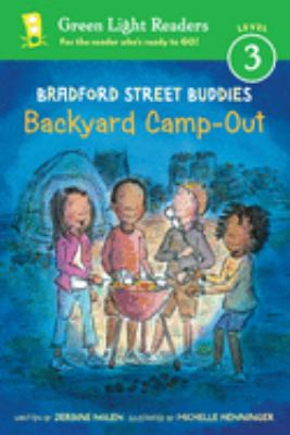 Backyard camp-out