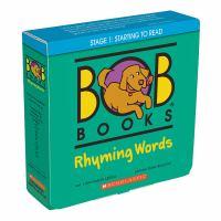 Bob Books. Rhyming Words