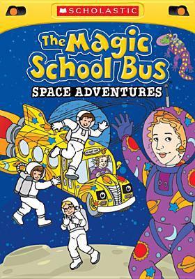 The Magic school bus.   Space adventures