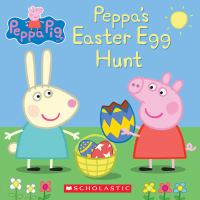 Peppa's Easter egg hunt.