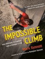 The impossible climb : by Synnott, Mark,