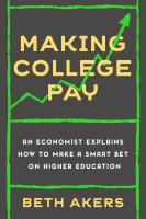 Making College Pay