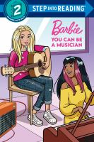 Barbie : you can be a musician