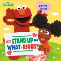Let's stand up for what is right