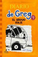 Diario de Greg : el arduo viaje