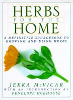 Herbs for the Home