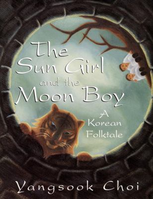 The sun girl and the moon boy