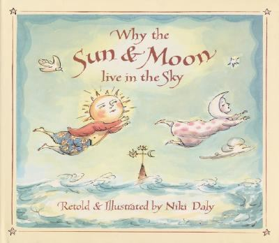 Why the Sun & Moon Live in the Sky