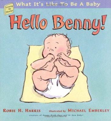 Hello Benny!