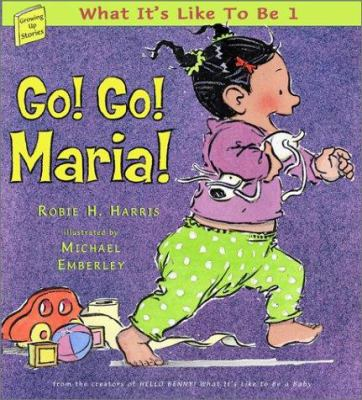Go! Go! Maria! : what it's like to be 1